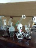 GlasHuka-Borosilicat-Pfeifen mit eindeutigem Entwurf