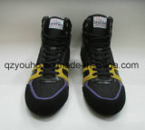 Custom Lightweight Flexible Wildleder Lace up Boxen Schuhe