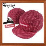 Fester Zoll, der 5 Panel-Lager-Hüte komprimiert