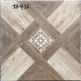 De madera como los azulejos de suelo de la pared de la inyección de tinta