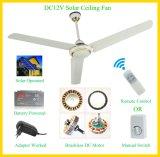Ventilatore di soffitto solare di CC 12V di grande potere per ventilazione esterna e dell'interno