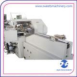 Diseño automático de la empaquetadora de la etiqueta engomada del equipo doble de múltiples capas del embalaje