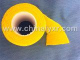 Nicht gesponnener selbstklebender Verband/dreieckiger Verband/elastisches Verband-Band