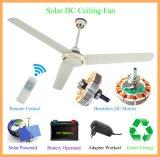 ventilatore di soffitto solare di CC di 36W 12V con forte vento ed il flusso d'aria eccellenti