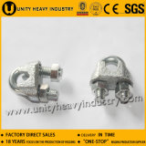 Clip de câble métallique de la qualité DIN 741