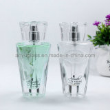 De Fles van de Nevel van het Glas van de Geur van het parfum met Pomp en GLB