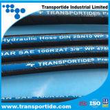 Hydraulischer Gummihochdruckschlauch 2sn/R2at
