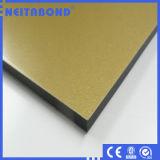 el panel compuesto de aluminio incombustible de 4m m con ASTM