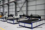 De Scherpe Machine van de Lijst CNC van het plasma en van de Vlam voor het Metaal van het Blad