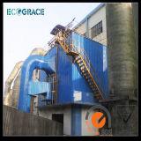 製鉄所のためのサイクロンの吸塵装置の集じん器