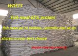 Fisch-Zufuhr des Fischmehls für den Export (Tierfutter)