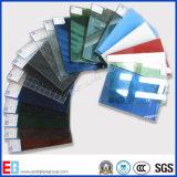 Glace teintée en verre de flotteur/couleur/vert, bleu, bronze, gris, glace de flotteur noire