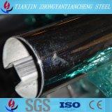 tubo de acero inoxidable 316L/tubo en superficie del espejo