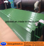 Corrugated лист крыши PPGI стальной с цветом Ral