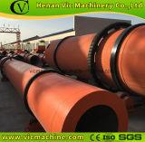 De fabriek verkoopt direct organische meststoffenlopende band door biogasresidu