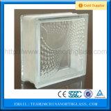 leverancier van het Blok van het Glas van 190*190*85mm de Duidelijke