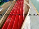 Strato ondulato di alluminio del tetto dello zinco