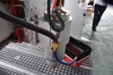 Máquina 1325 eficiente elevada do CNC para o Woodworking de madeira do MDF do indicador do gabinete da porta