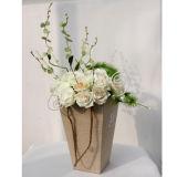 La cesta más caliente de Flowers04 artificial