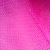 El poliuretano cubrió la tela 100% de Wateproof Oxford Ripstop del poliester