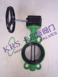 Export Wafer Type de Pinless Non-Back Seat Valve papillon