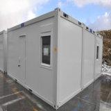 Casa móvel para o escritório e o acampamento