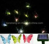 Lumière solaire de corde de fibre (LS-1031D)