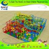 Resteurant и оборудование спортивной площадки малышей игрушки школы мягкое крытое