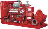 수평한 축류 펌프, 펌프 물, 높은 교류 수도 펌프, 화재 싸움 펌프