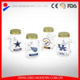 Fabricante de vidro seguro do frasco de pedreiro do alimento