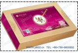 Papel cartón al por mayor de la torta de luna caja / embalaje caja de regalo de Alimentos