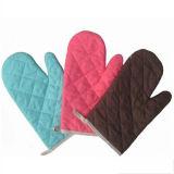 ТеплостойкNp перчатки микроволновой печи хлопка безопасности
