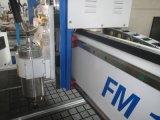 Цена гравировального станка CNC вырезывания PVC горячего сбывания деревянное в Индии FM-1325