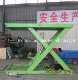 Cargoのための熱いSale Scissor Lift Platform