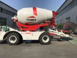3.0cbm Self-Loading Concrete Mixer met Dieselmotor