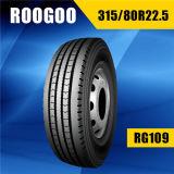 Покрышка тележки высокого качества 315/80r 22.5 от автошины Rogoo
