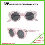 2014 forma Sunglass cor-de-rosa para óculos de sol da promoção das senhoras como o presente, brinquedo do partido, máscara da praia (EP-G9199)