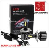 60W faro disponibile per le automobili, motociclo, faro della PANNOCCHIA LED di SUV 6500k LED