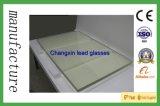 vidro chumbado personalizado 2mmpb do raio X da radiação do tamanho