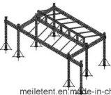 Ausstellung, die quadratischen Aluminiumbinder-Licht-Binder-Stadiums-Binder bekanntmacht