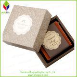Papel Cartón punto de impresión de la caja rígida para Storaging Toalla