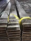 Uso d'acciaio rettangolare del tubo in macchinario (Q235B, SS400, S235JR, Q345B, S355JR, A500 gr. B)