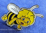 Epoxy DomeのPrintingカスタマイズされたLapel Pin Badge