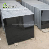 Polished плитка 600X600 стены гранита поверхности G511 Монголии черная