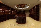 주거 포도주 내각은 나무로 되는 가정 가구를 위한 술 저장실을 주문을 받아서 만든다