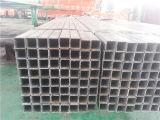 Gemaltes rotes Q345b quadratisches Stahlrohr