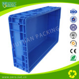 Blue Light Duty Plastic Turnover Container for Industry
