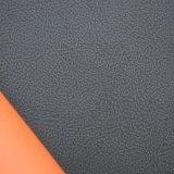 Decoração automotriz interior gravada sintética do couro da tampa de assento do carro do PVC
