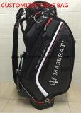 Sacchetto di golf impermeabile di golf del sacchetto su ordinazione unico del carrello