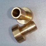 黄銅の機械化の回転旋盤の部品
